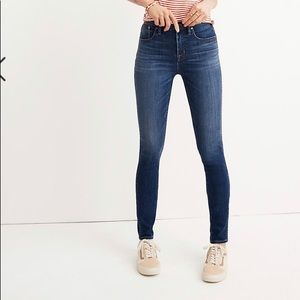 Madewell Original Danny Wash skinny jeans
